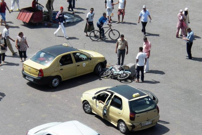 Les Rgles Connaitre Pour Prendre Le Taxi Au Maroc